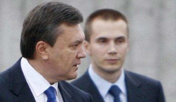 Жебривский рассказал о контролируемых семьей Януковича предприятиях