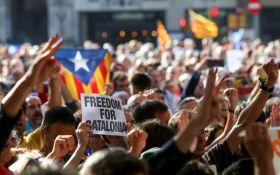 У Барселоні пройшов мітинг на підтримку Пучдемона, є постраждалі