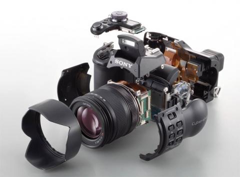 Съемка на высшем уровне: зеркальные фотоаппараты для всех (1)