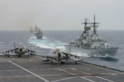 Сьогодні розпочинаються найбільші за 10 років навчання НАТО
