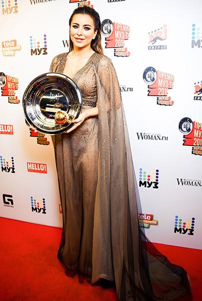 Українські артисти засвітилися в Росії на пафосній музичній премії: з'явилися фото і відео (1)