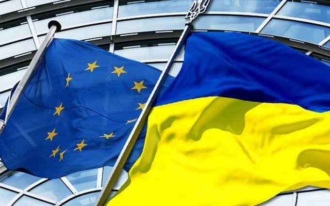 Украине обещали отмену виз с европейским союзом сиюня текущего года