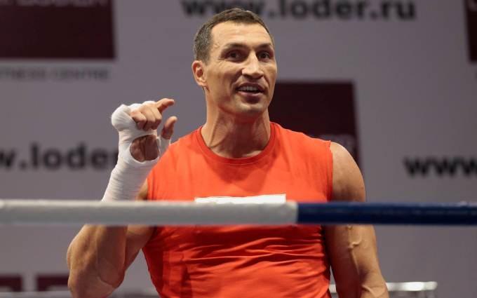 Кличко договорился об участии в Олимпиаде-2016 в Рио