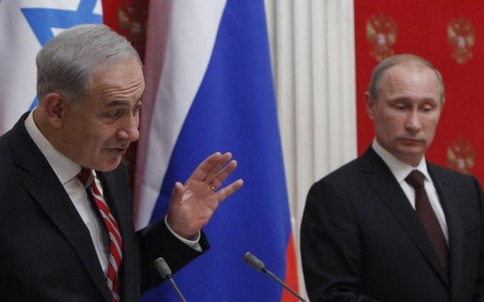 Путіна спіймали на обмані прем'єра Ізраїлю