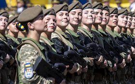 Ґендерна рівність в армії: в Україні набув чинності важливий закон