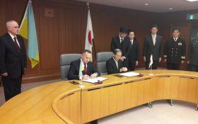 Україна і Японія підписали важливу угоду в сфері оборони