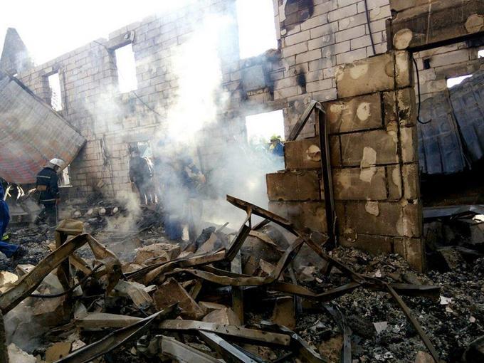 Пожежа в будинку для літніх людей під Києвом: з'явилися нові фото і дані про загиблих (1)