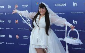"""Universal Music звинуватила в плагіаті переможницю """"Євробачення-2018"""""""