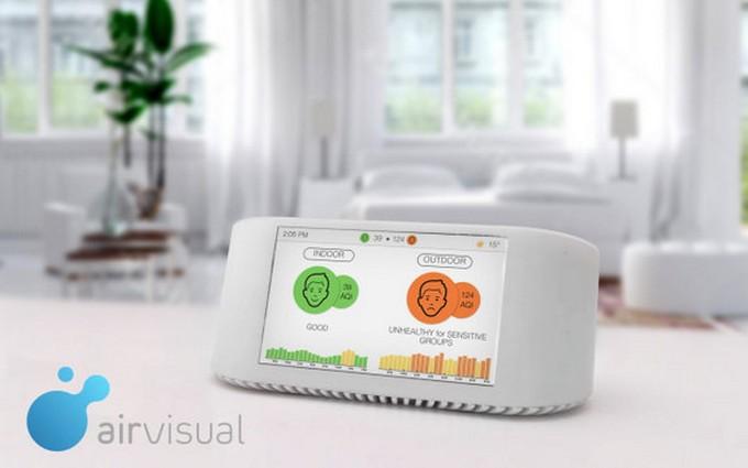 Разработано устройство, которое поможет увидеть, чем вы дышите
