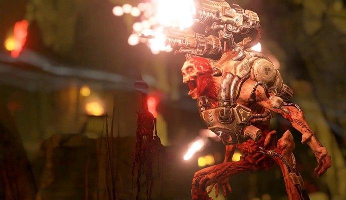 Объявлена официальная дата выхода Doom 4