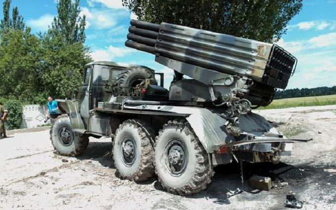 """Приберіть """"Гради"""": на Донбасі повстали проти бойовиків ЛНР"""
