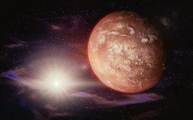 Новый феномен: на Марсе заметили огромное загадочное облако