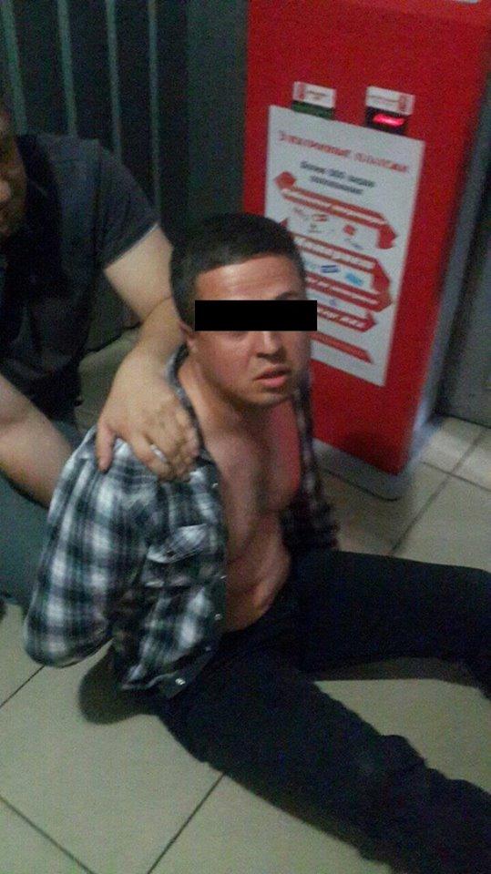 Гучне вбивство в Харкові: з'явилося фото затриманого підозрюваного (2)