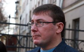 Луценко пояснив, чому заарештованим бойовикам ДНР-ЛНР не висувають звинувачень
