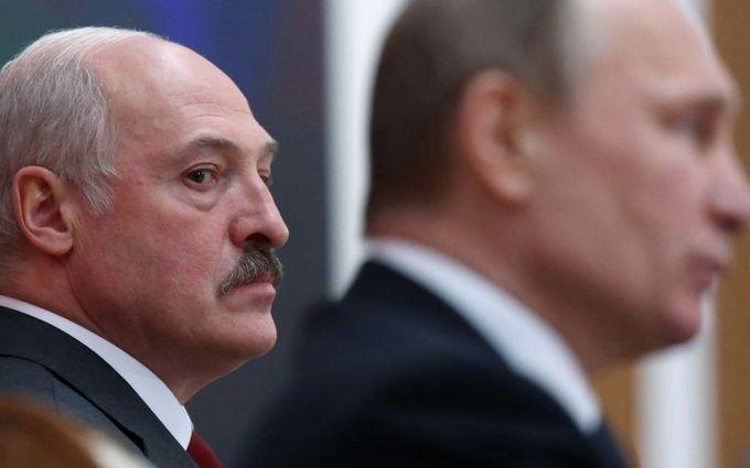 Повна нісенітниця - Лукашенко різко дорікнув Путіну за нахабну підлість