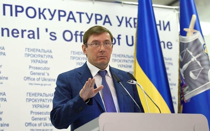 Скандал с украинскими мэрами: Луценко заявил о лавине обысков и показал фото