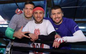 Двое украинцев возглавили рейтинг лучших боксеров мира