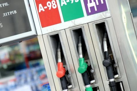Ціни на бензин в Україні продовжують знижуватися