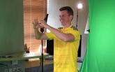 Футболисты сборной Украины снялись в фотосессии: опубликованы фото