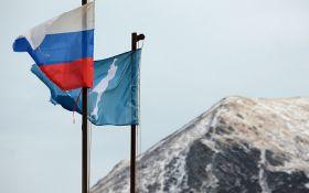 Росія почала нове незаконне будівництво на спірних Курильських островах