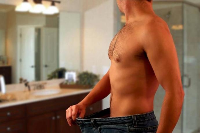 Правила схуднення для чоловіків