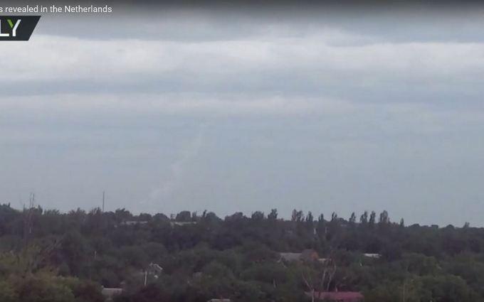 Оприлюднено фото запуску ракети, яка збила MH17 над Донбасом (1)