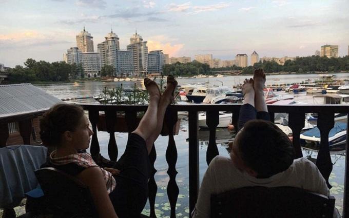 Перший вихідний: в мережі з'явилося фото Савченко на відпочинку