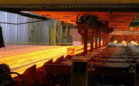 Украина побила неприятный рекорд производства стали