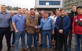 «Разумная сила» подписала с украинцами на неподконтрольных территориях «Народную декларацию о мире»