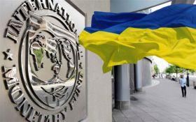 МВФ назвал три условия, при которых будет сотрудничать с Украиной