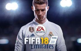 Роналду исполнил фирменный штрафной для FIFA 18