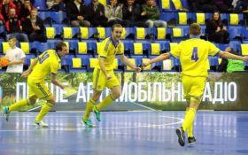 Украина примет Италию в декабре и хочет сыграть с Казахстаном