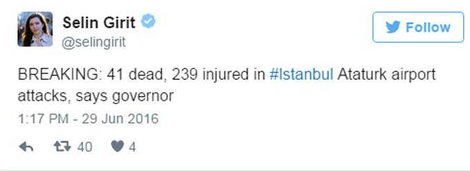 У Туреччині уточнили національність всіх загиблих у теракті (2)