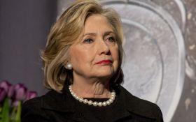 Хиллари Клинтон издала книгу о выборах президента в США