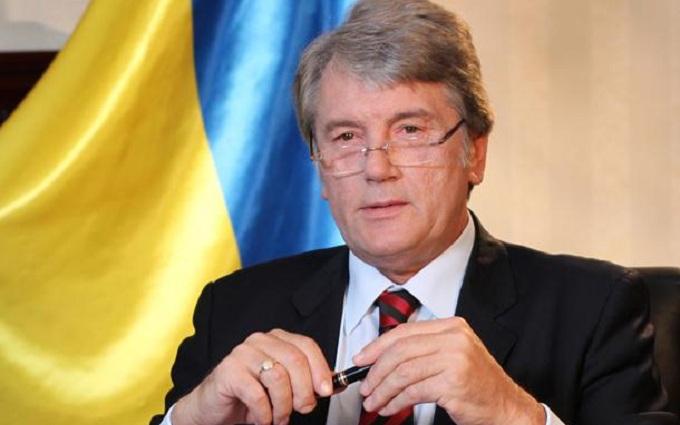 Ющенко рассказал, как Украине можно победить Путина