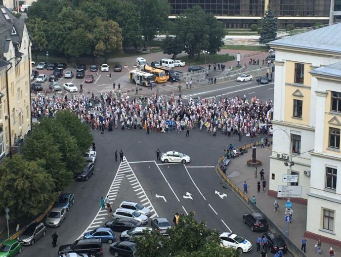 Крестный ход в Киеве: все подробности, фото и видео (5)