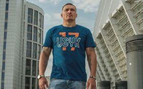Не заважайте: Усик відреагував на пропозицію стати Героєм України