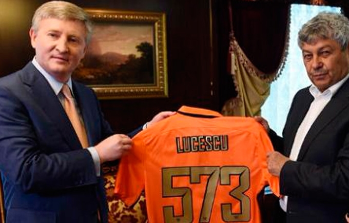 """Луческу обіцяв Ахметову повернутися в """"Шахтар"""": опубліковано відео"""