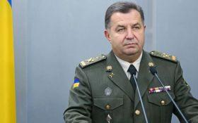 Полторак сделал тревожное заявление о военном присутствии России у границ Украины