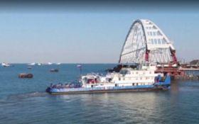 Строительство российского моста в Крым близко к завершению - The Guardian