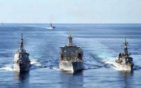 СНБО анонсировал масштабные военные учения в Азовском море