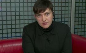 Савченко вступилась за кума Путина: опубликовано видео