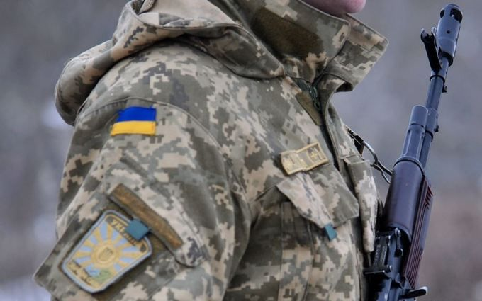 Впроцессе обстрелов наДонецком направлении умер военнослужащий ВСУ