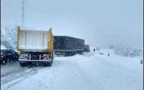 В'їзд фур до Києва буде обмежений у разі снігопаду – КМДА