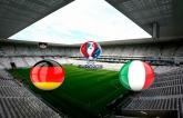Де дивитися матч Німеччина - Італія: розклад трансляцій