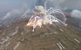 В Минобороны рассказали, сколько снарядов уцелело в Балаклее