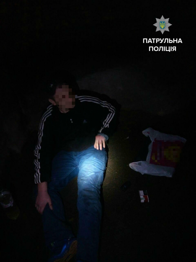 Курйоз із грабіжником офісів трапився в Києві: опубліковано фото (1)