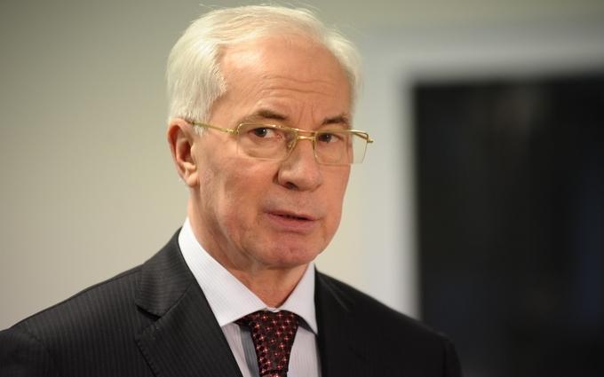 Суд Киева решил, что нельзя оставлять Азарова без пенсии