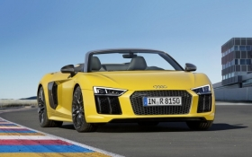 Audi шокировала американцев элегантным суперкаром: опубликованы фото