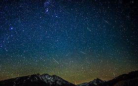 Сьогодні в небі над Україною можна буде спостерігати зорепад Оріоніди